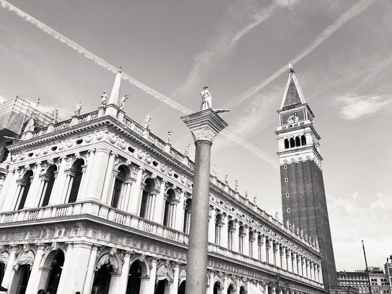 Campanile, St Mark's Square, Venice